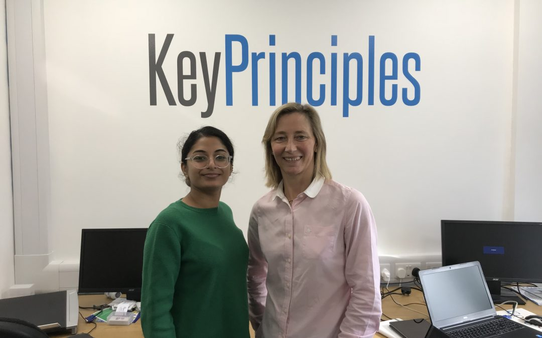 Interning At Key Principles Image