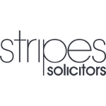 Stripes Solicitors Logo