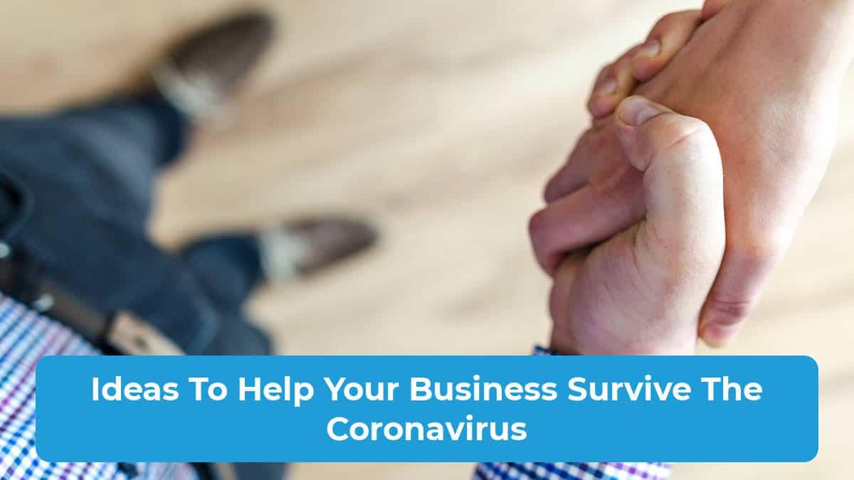 Coronavirus Impact On Marketing Business Strategy