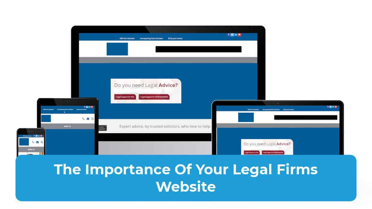 Importance Of Your Legal Firms Website